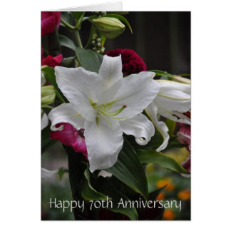 Happy  Anniversary Template Greeting Cards
