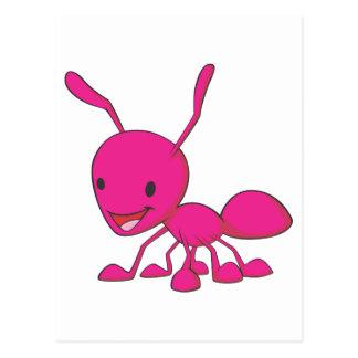 Happy Ant Postcard