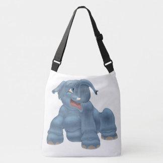 Happy Arbo the elephant Crossbody Bag