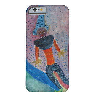 Happy  Art iPhone 6/6s, Barely There Barely There iPhone 6 Case