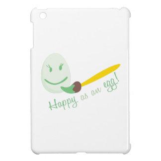 Happy As An Egg iPad Mini Cover
