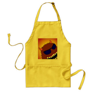 HAPPY AS HELL! APRON