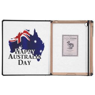 Happy Australia Day Cases For iPad