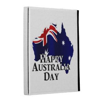 Happy Australia Day iPad Folio Cases