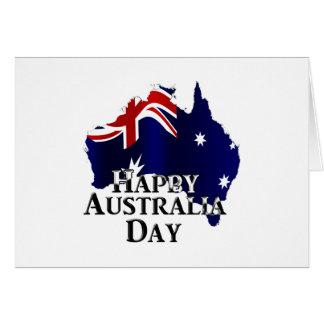 Happy Australia Day Greeting Card