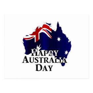 Happy Australia Day Post Cards