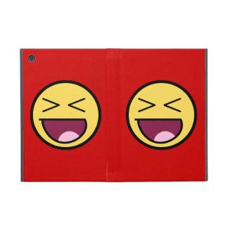 Happy Awesome Face iPad Mini Case