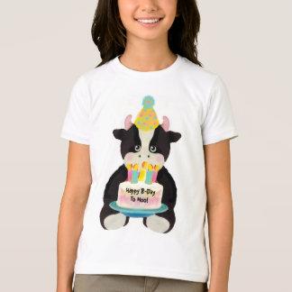 Happy B-Day To Moo! T-Shirt