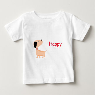 Happy Baby Baby T-Shirt