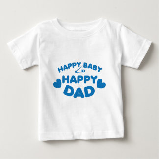 HAPPY baby Happy DADDY T-shirt