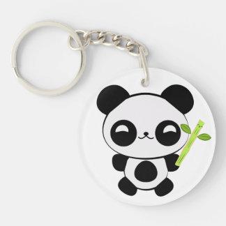 Happy Baby Panda Key Chain