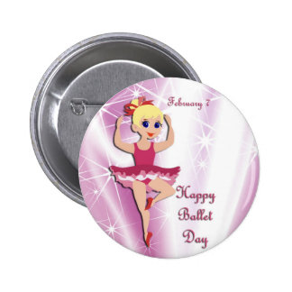Happy Ballet Day February 7 Pins