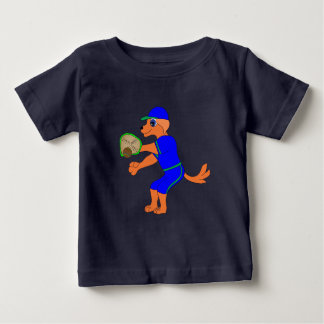 Happy Baseball by The Happy Juul Company Baby T-Shirt