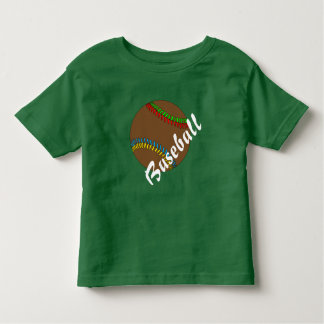Happy Baseball by The Happy Juul Company Toddler T-Shirt