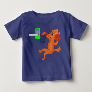 Happy Basketball by The Happy Juul Company Baby T-Shirt
