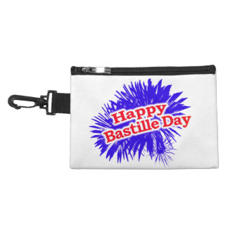 Happy Bastille Day Graphic Accessory Bag