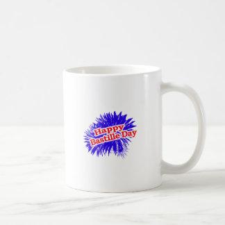 Happy Bastille Day Graphic Logo Coffee Mug