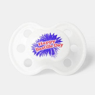 Happy Bastille Day Graphic Logo Dummy