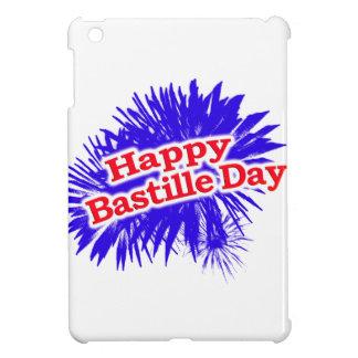 Happy Bastille Day Graphic Logo iPad Mini Cover