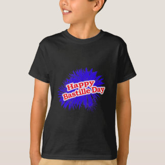 Happy Bastille Day Graphic T-Shirt