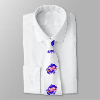 Happy Bastille Day Graphic Tie