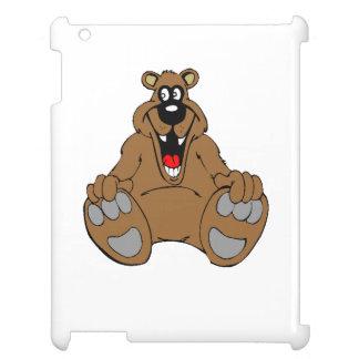 Happy Bear iPad Cover