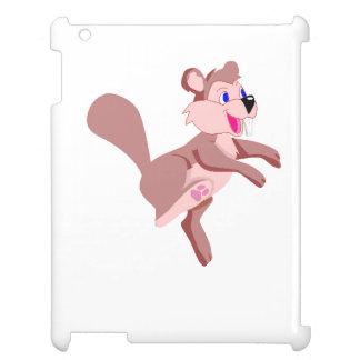 Happy Beaver iPad Cover