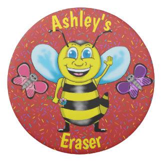 Happy Bee Eraser