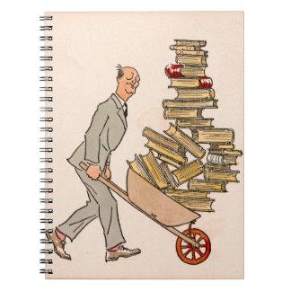 Happy Bibliophile 1930 Notebooks