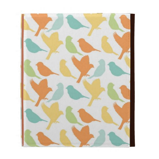 Happy Birds iPad Case