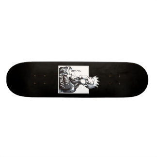 Happy Birthday 21.6 Cm Skateboard Deck