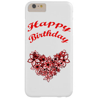 Happy Birthday 2 Barely There iPhone 6 Plus Case
