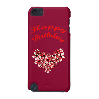 Happy Birthday 2 iPod Touch (5th Generation) Case