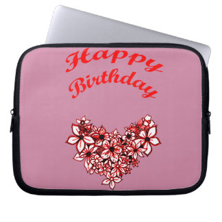 Happy Birthday 2 Laptop Sleeve