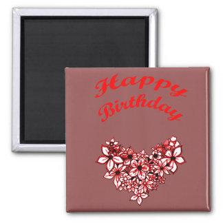 Happy Birthday 2 Magnet