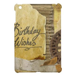 Happy-Birthday #3 iPad Mini Cover