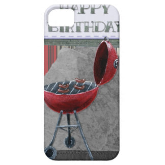 Happy-Birthday #4 Barely There iPhone 5 Case