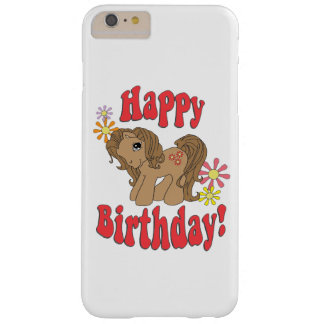 Happy Birthday 4 Barely There iPhone 6 Plus Case