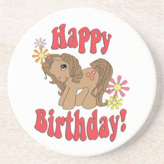 Happy Birthday 4 Coaster