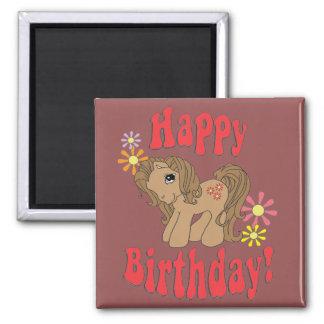 Happy Birthday 4 Magnet