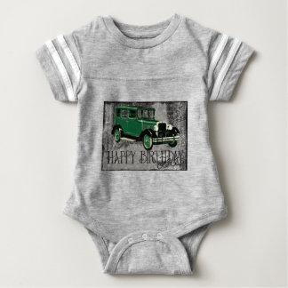 Happy-Birthday #5 Baby Bodysuit