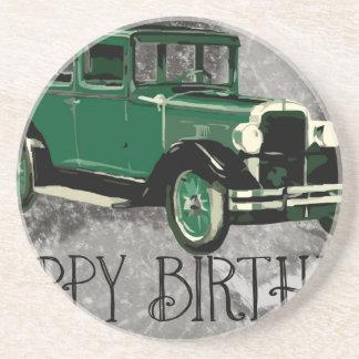 Happy-Birthday #5 Coaster
