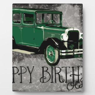 Happy-Birthday #5 Plaque