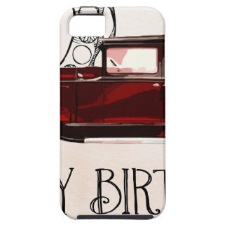 Happy-Birthday #6 Case For The iPhone 5