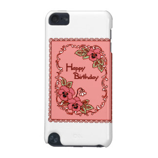 Happy Birthday 6 iPod Touch (5th Generation) Cover