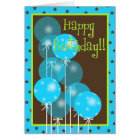 Happy Birthday Balloon Wishes! Card