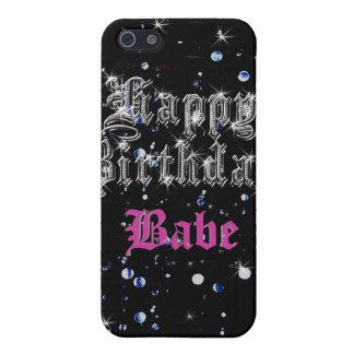 Happy Birthday Bling iPhone4 iPhone 5 Cases