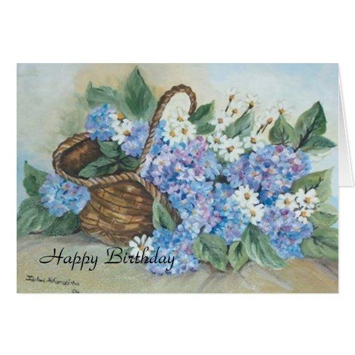 Happy birthday-card