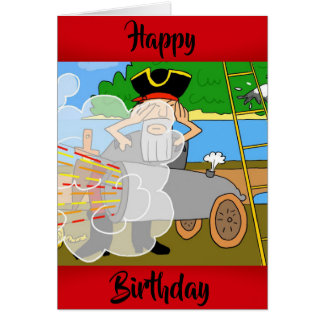 Happy Birthday Card by DAL