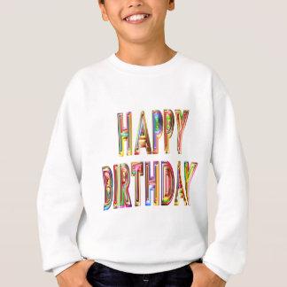 happy birthday celebration party occasion festive sweatshirt